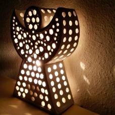 Nagy Angyal lámpa
