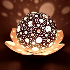 Simple Ball lamp