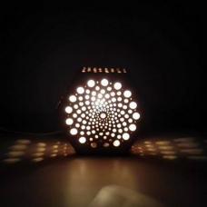 Hatszög lámpa