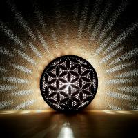Életvirága mandala lámpa